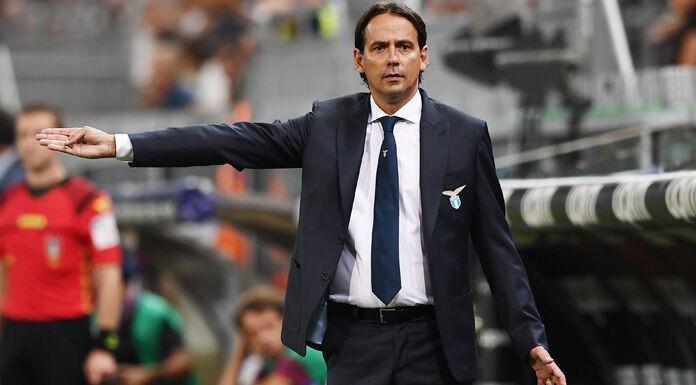 Lazio, Inzaghi: «Siamo sempre sul pezzo» VIDEO