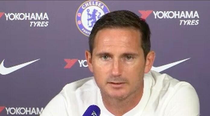 Lampard: «Mou tecnico di grande talento, sarà dura per noi» – VIDEO
