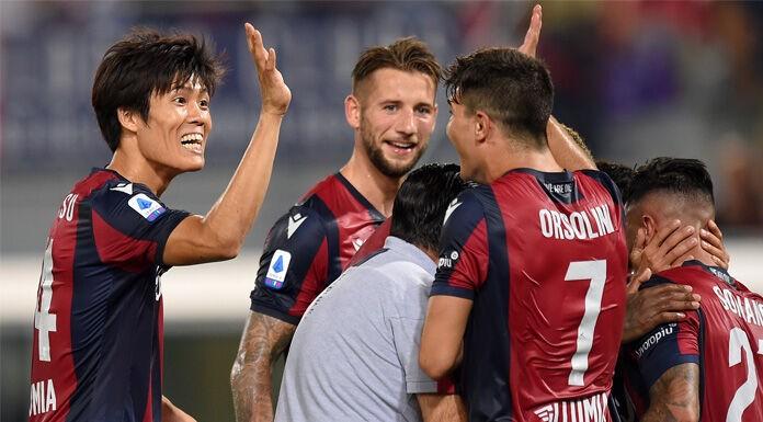 Orsolini: «La fotografia della nostra squadra è l'immagine d