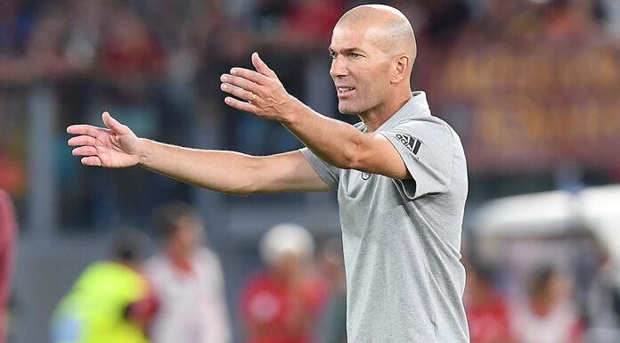 Real Madrid, Zidane: «James Rodriguez? Fuori per problemi su