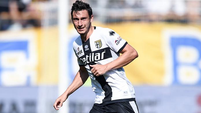 Inter Darmian Parma