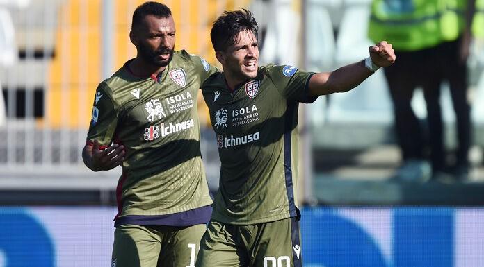 PAGELLE Sassuolo Cagliari: TOP e FLOP del match VOTI dopo primo tempo