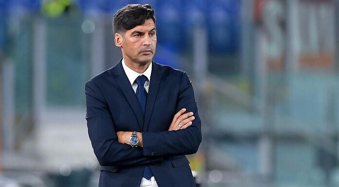 Roma, Fonseca: «Buona partita. Volevamo giocare a viso apert