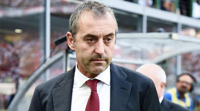 Conferenza stampa Giampaolo |  «La Fiorentina si è rinforzata |  ma noi dobbiamo giocare la partita»
