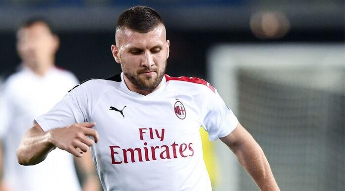 Milan Udinese 1 1 LIVE: pareggio di Rebic