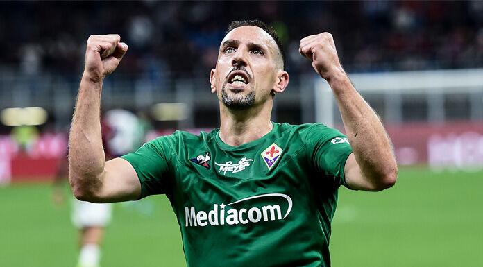Ribery risponde a Frey: «Ho firmato per la Viola, Viola per