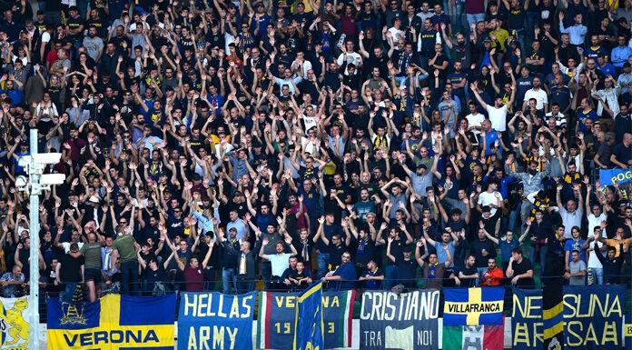 Hellas Verona, Felippe: «Felice per l'esordio in A, non per