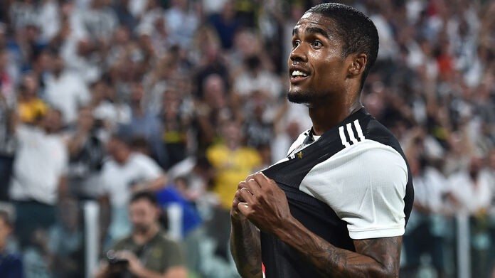Juventus Douglas Costa