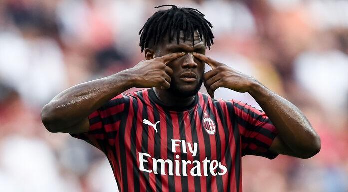 Inter Kessie, Conte vuole l'ivoriano del Milan a centrocampo
