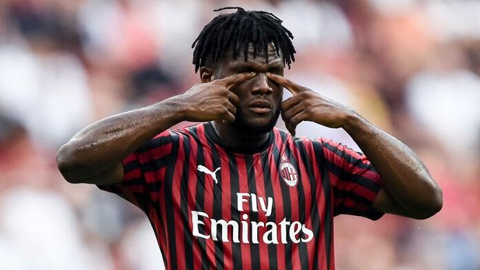 Inter Milan Kessié