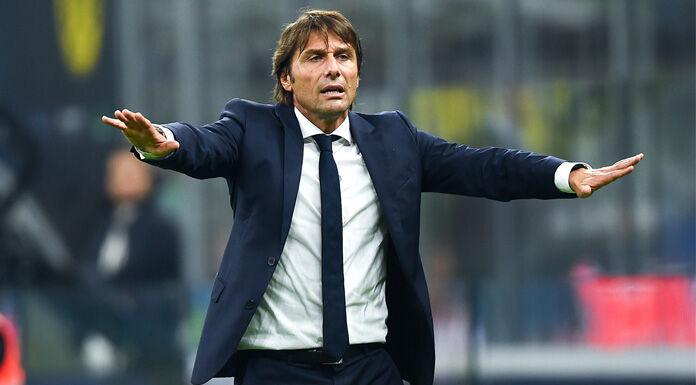 Inter, Conte: «Fischi? Così non va bene»