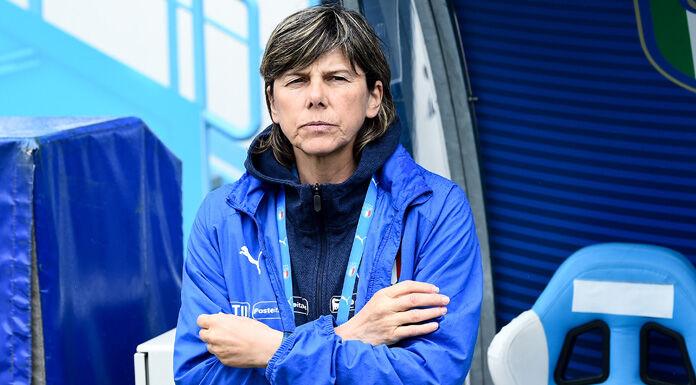 Italia femminile, Bertolini:«Niente timore, testa solo alla Danimarca»