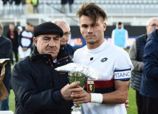 Bianchi Genoa Inter Primavera