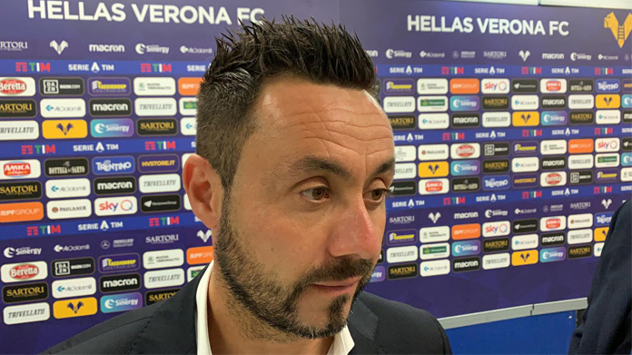 Sassuolo: De Zerbi e la rinuncia al cross - Calcio News 24