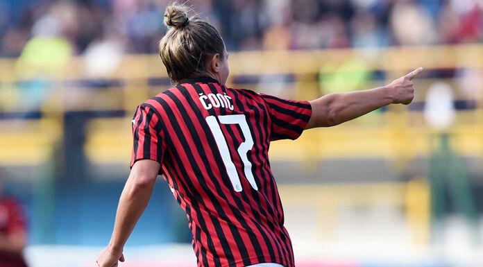 Milan femminile, Conc: «Voglio vincere la Champions League»