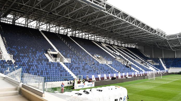 Atalanta, partitella al Gewiss Stadium: Ilicic in ...