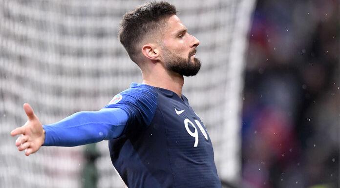Calciomercato Inter, Giroud in nerazzurro a giugno? Le parol