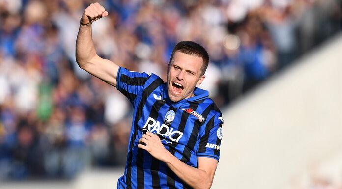 Gol Ilicic |  primo gol in Champions per lo sloveno dell'Atalanta – VIDEO