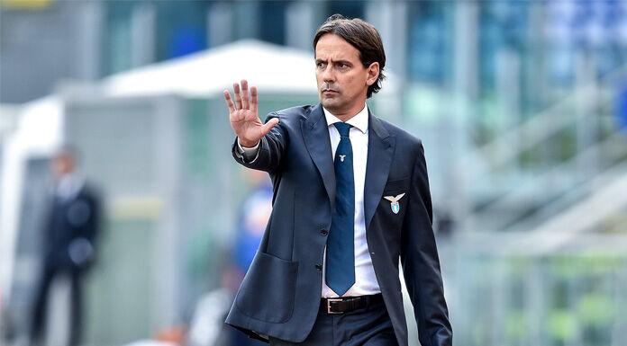 Lazio, Inzaghi: «Dobbiamo essere ambiziosi e guardare avanti
