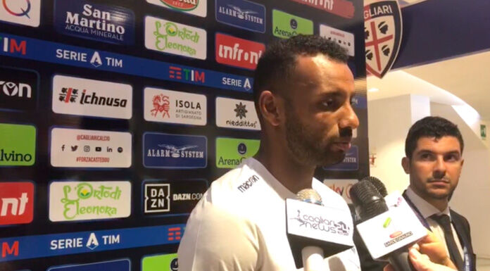 Cagliari, Joao Pedro: «Dispiace per i nostri tifosi. Fischi giusti» – VIDEO