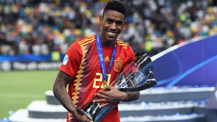 Junior Firpo Barcellona