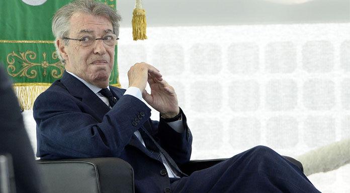 Moratti provoca la Juve: «Nell'Inter il vero Ronaldo»