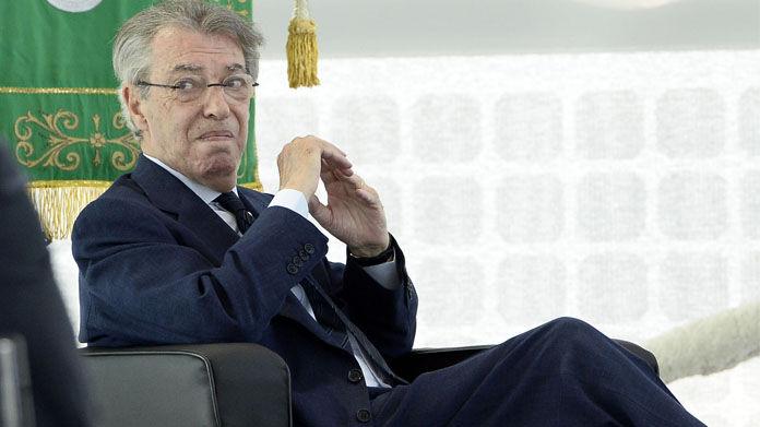 Moratti Ronaldo