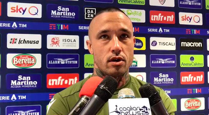 Cagliari, Nainggolan: «Questa squadra non molla mai» – VIDEO