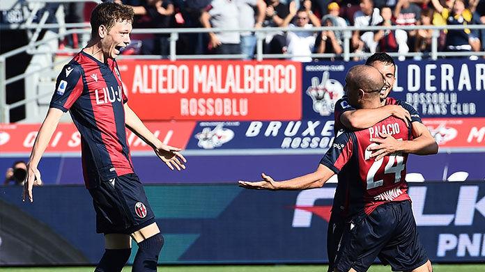 Sampdoria Bologna