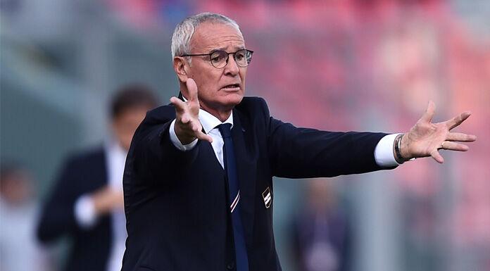 Sampdoria, annullata la conferenza stampa di Ranieri