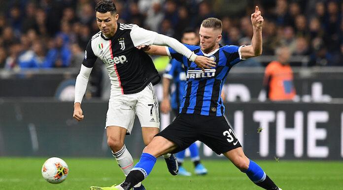 Juventus Inter in chiaro: la nuova idea della Lega