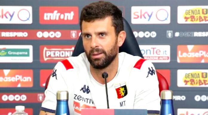 Genoa, Rossi assicura: «Thiago Motta resta fino a fine stagi