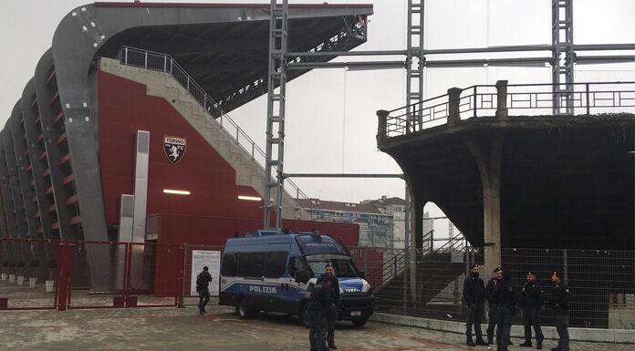 Torino, vigilia sotto scorta per i granata: i provvedimenti