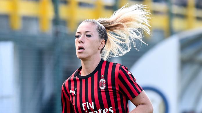Milan femminile, per la lotta scudetto ci sei anche tu - Calcio News 24
