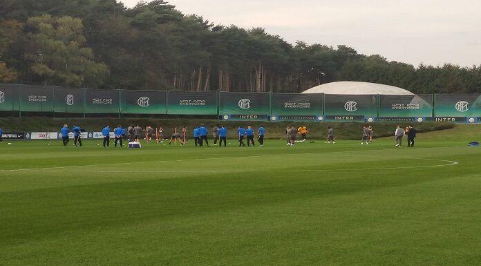 Ludogorets Inter: che grinta nell'allenamento! E Conte… – VI