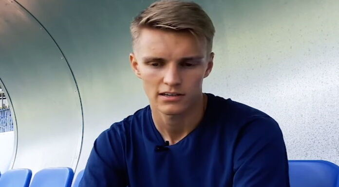 Odegaard snobba il Milan: «Vado in Champions League» – VIDEO