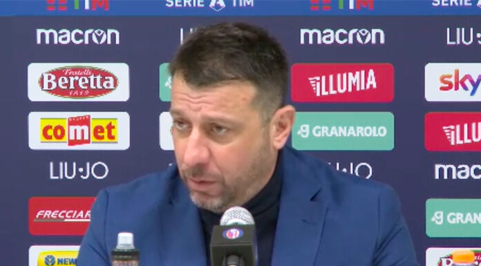 Conferenza stampa D'Aversa: «Juve? Di impossibile non c'è ni