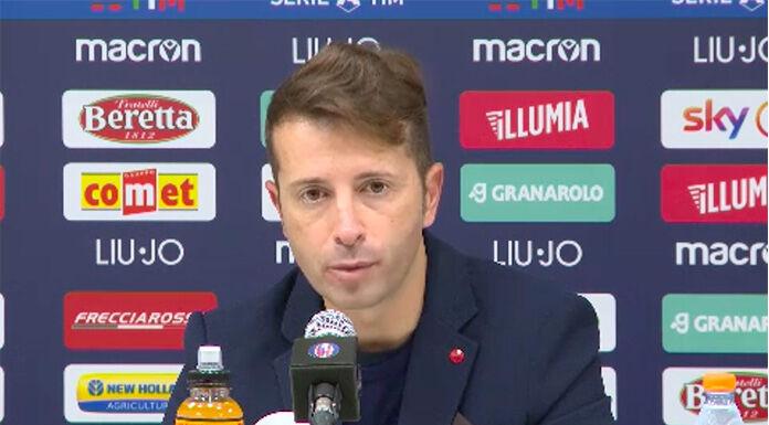 Bologna, De Leo: «Tanto rammarico. Mihajlovic sarà arrabbiat
