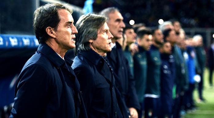 Mancini carica: «L'Italia è pronta. Proveremo a vincere gli Europei»