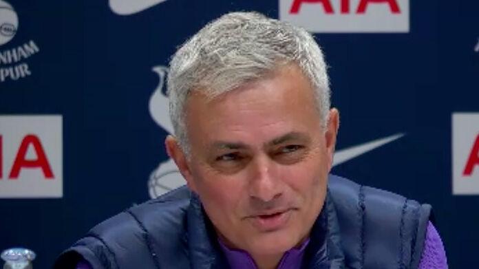 Mourinho Tottenham