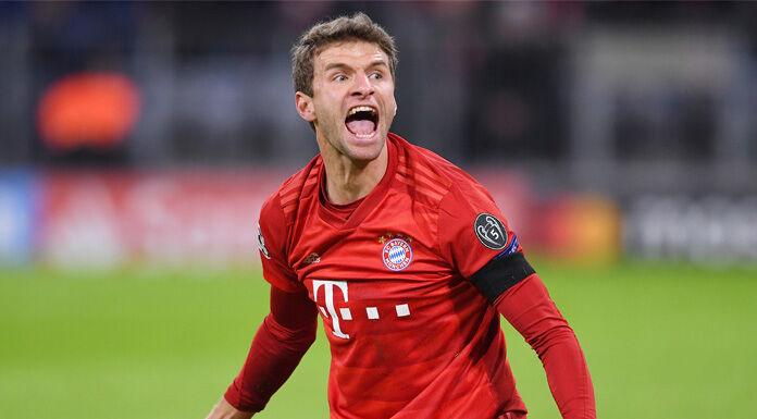 Muller nella storia: è il calciatore tedesco con più presenze in Champions