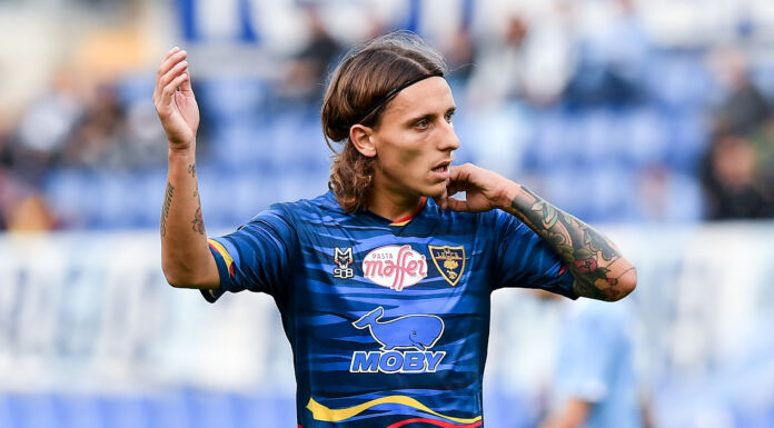 Lecce, Petriccione: «Ce la giochiamo contro tutti. No ai playout»