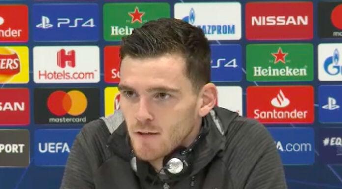 Robertson si scusa con Messi: «Mi vergogno per quel gesto» –