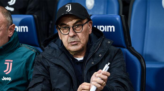 Juventus, Sarri: «Leverkusen? Qualcuno riposerà. De Ligt out
