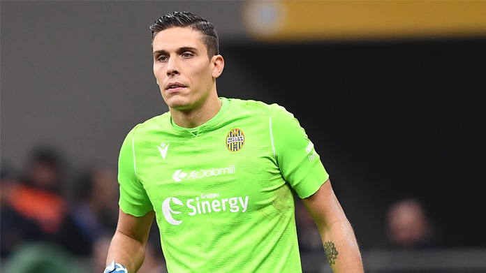 Hellas Verona Silvestri