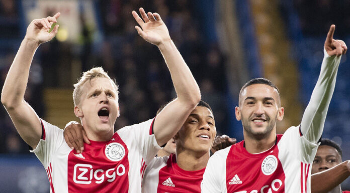Calciomercato, Van de Beek: «Real Madrid? Non so cosa farò»