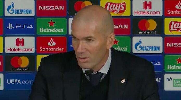 Zidane sull'esclusione di Modric: «Fisicamente è ancora inte