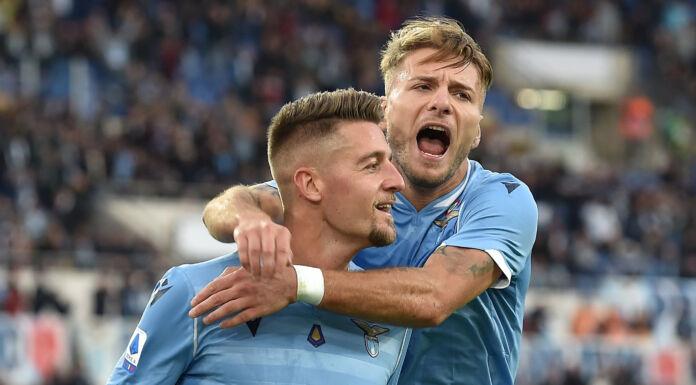 Lazio Inter 2-1: cronaca e tabellino