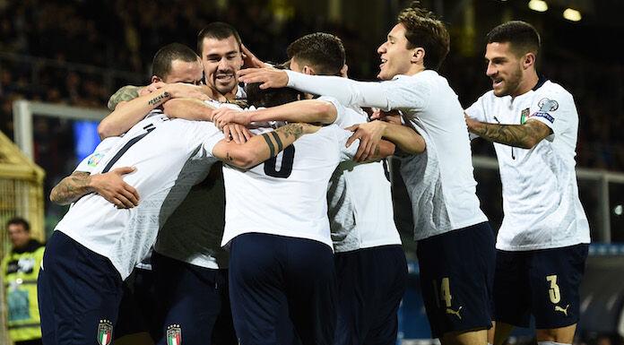 Ranking FIFA: Italia sempre al 13° posto, primo il Belgio