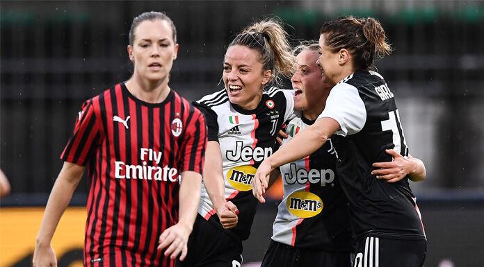 Emergenza Coronavirus: rinviate tre gare di Coppa Italia Fem